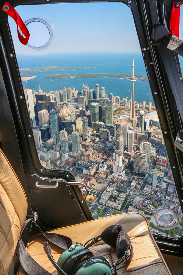 Toronto Heli Tours | We Show Off Toronto